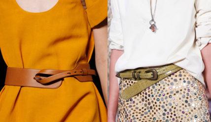 Модные женские, мужские и детские ремни (пояса) весна-лето 2019