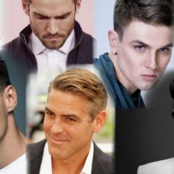 Модные стрижки для мужчин на короткие, средние и длинные волосы весна-лето 2019