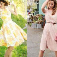 Модные платья 2019 весна-лето — ТОП 10