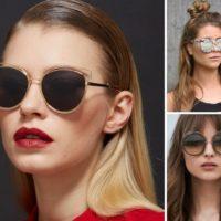 Модные женские солнцезащитные очки весна-лето 2019 — 130 фото