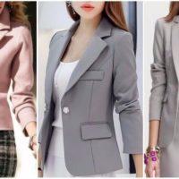 Модны пиджаки и жакеты на весну и лето 2019