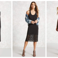 Модные и красивые повседневные платья весна-лето 2019