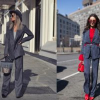 ТОП 10 модных женских костюмов на весну и лето 2019 фото