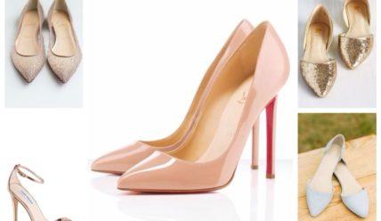 Модная обувь на выпускной вечер 2019
