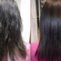 Маска от выпадения волос и для укрепления