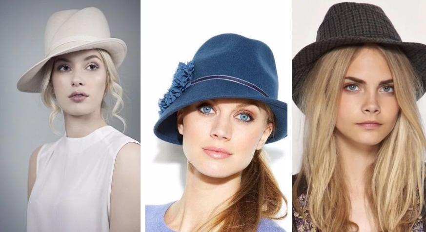 Осенние шляпы 2020