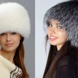 Модные женские головные уборы осень – зима 2019 – 2020: фото
