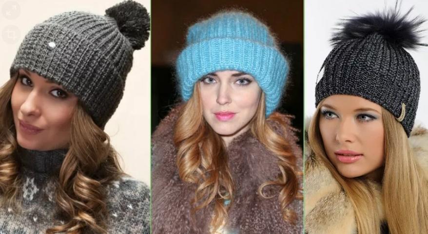 Модные женские головные уборы осень – зима 2021 – 2022: фото