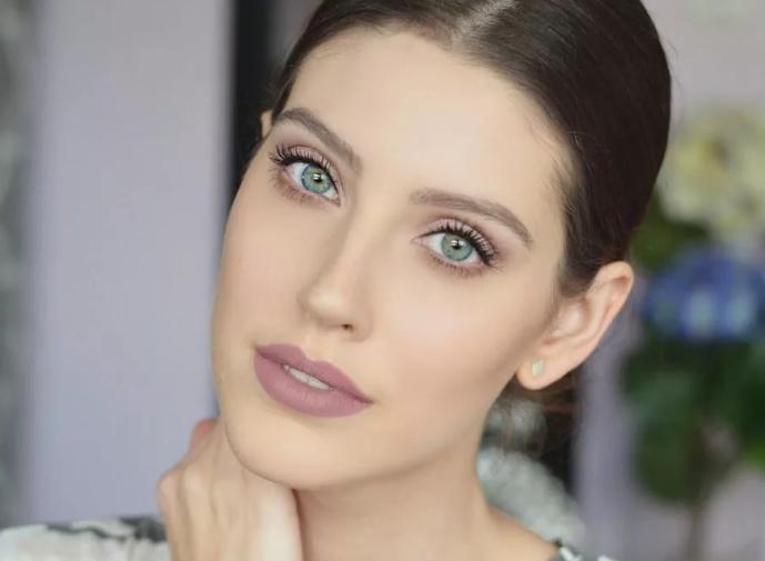 Неброский макияж 2020