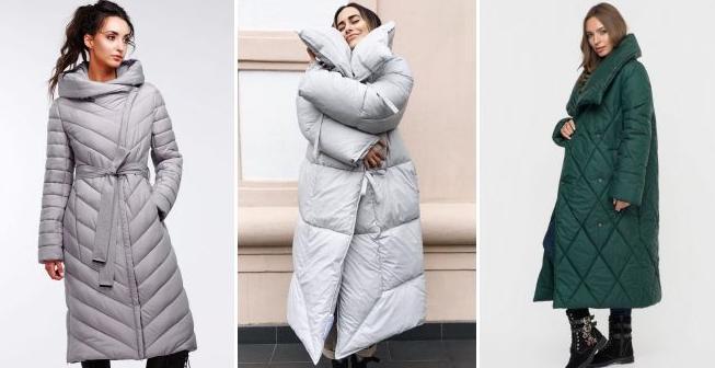 Пальто Стеганое одеяло