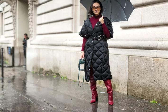 Мода осень – зима 2021-2022: верхняя женская одежда