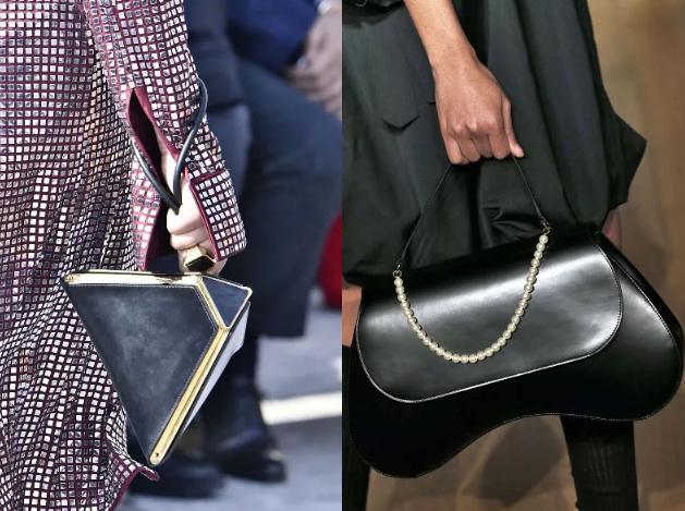 женские сумки оригинальной формы - главный тренд 2020