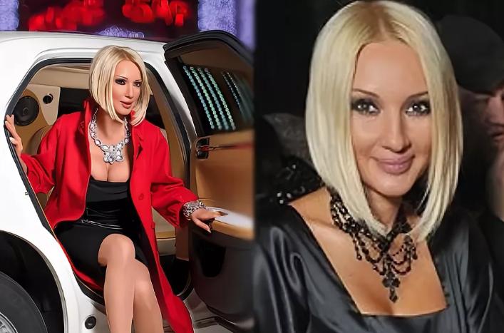 Лера Кудрявцева с модной стрижкой