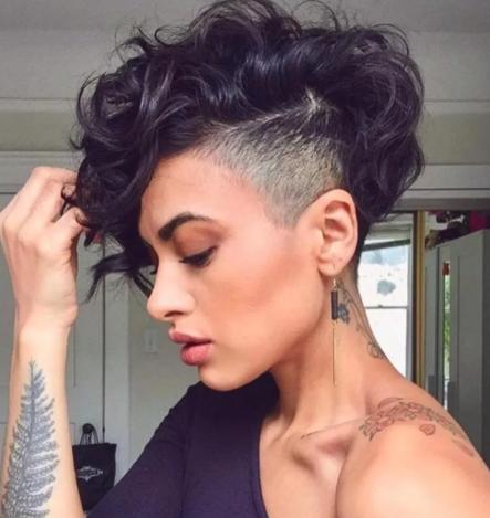Модные женские стрижки 2020 на короткие волосы