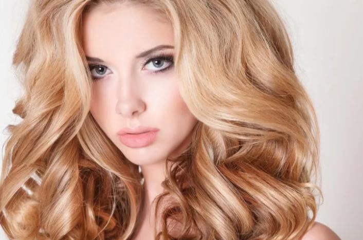 пшеничный блонд