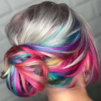 Модные женские цвета волос 2020