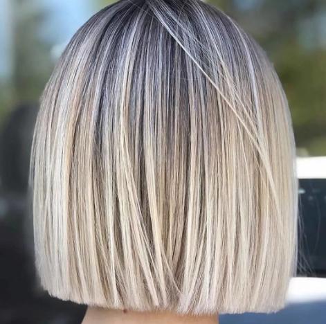 Модные женские цвета волос 2021