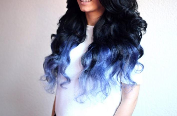 Модное окрашивание 2020 на длинные волосы