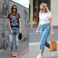 Модные джинсы 2020 женские