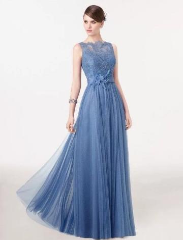 длинное платье на выпускной 2020