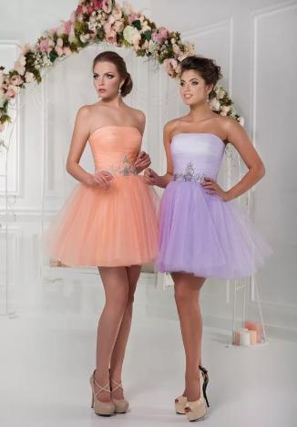 короткие платья 2020
