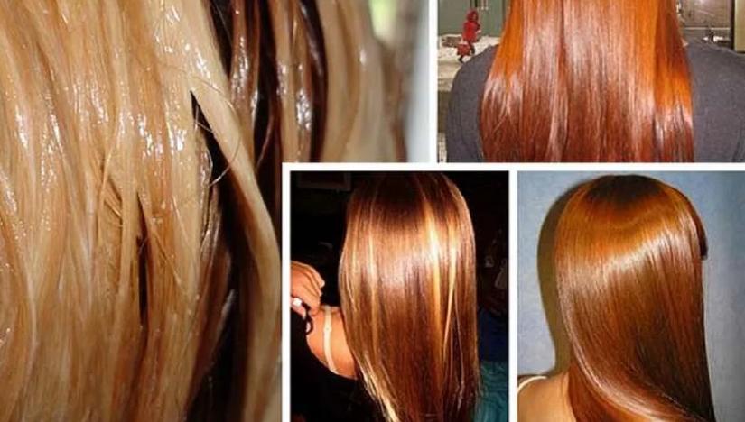 ламинирование волос в домашних условиях рецепт