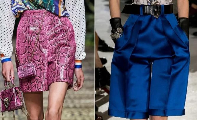 женские шорты лето 2020
