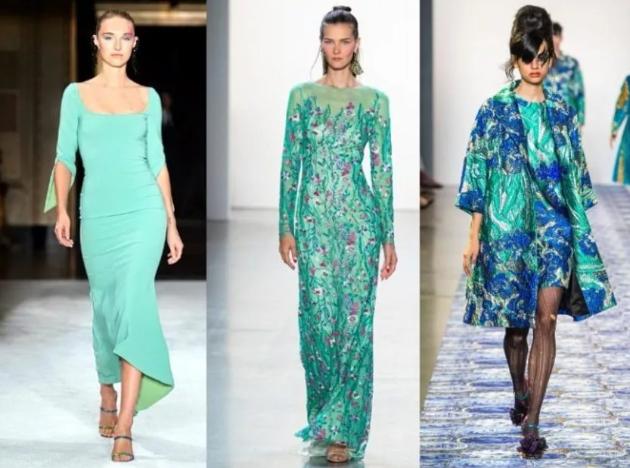модные цвета лето 2020