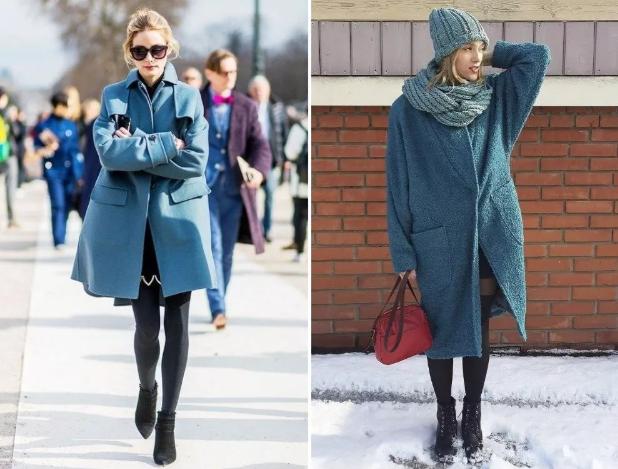 женское пальто 2020-2021