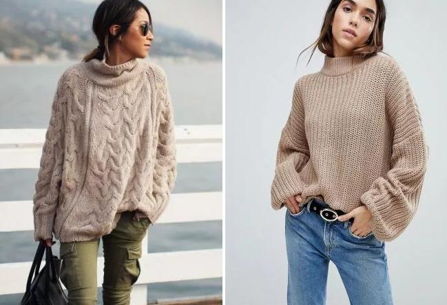 модные женские свитера 2020-2021