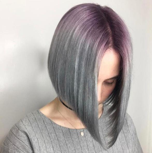 Стрижки на средние волосы 2021-2022