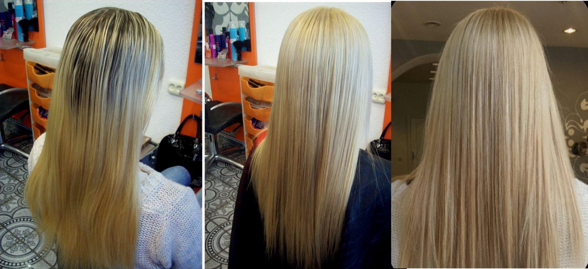 на светло-русые волосы фото 2