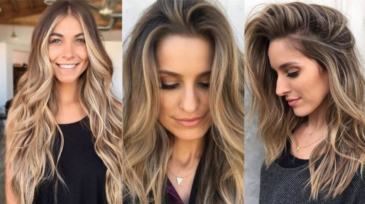 модное мелирование на русые волосы 2019, тенденции и тренды на фото 3