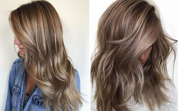 модное мелирование на русые волосы 2019, тенденции и тренды на фото 5