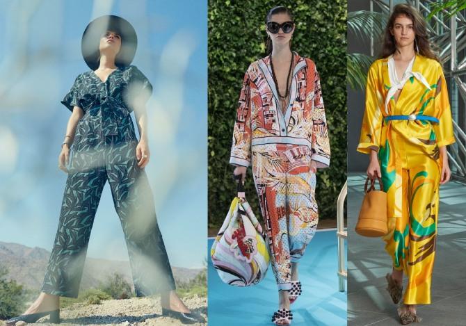 модные летние комбинезоны 2019, фасоны весна-лето фото 3