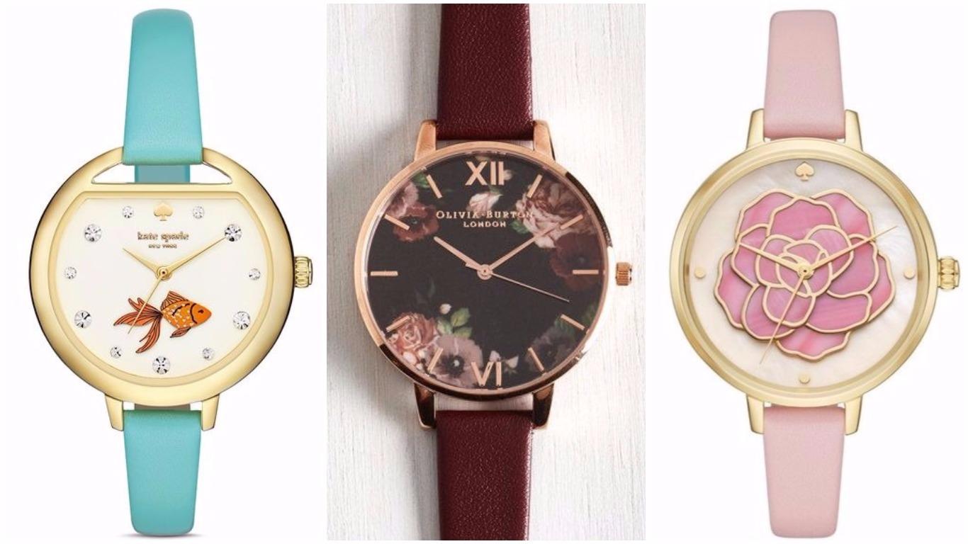 модные женские наручные часы весна-лето 2019, фото новинки 6