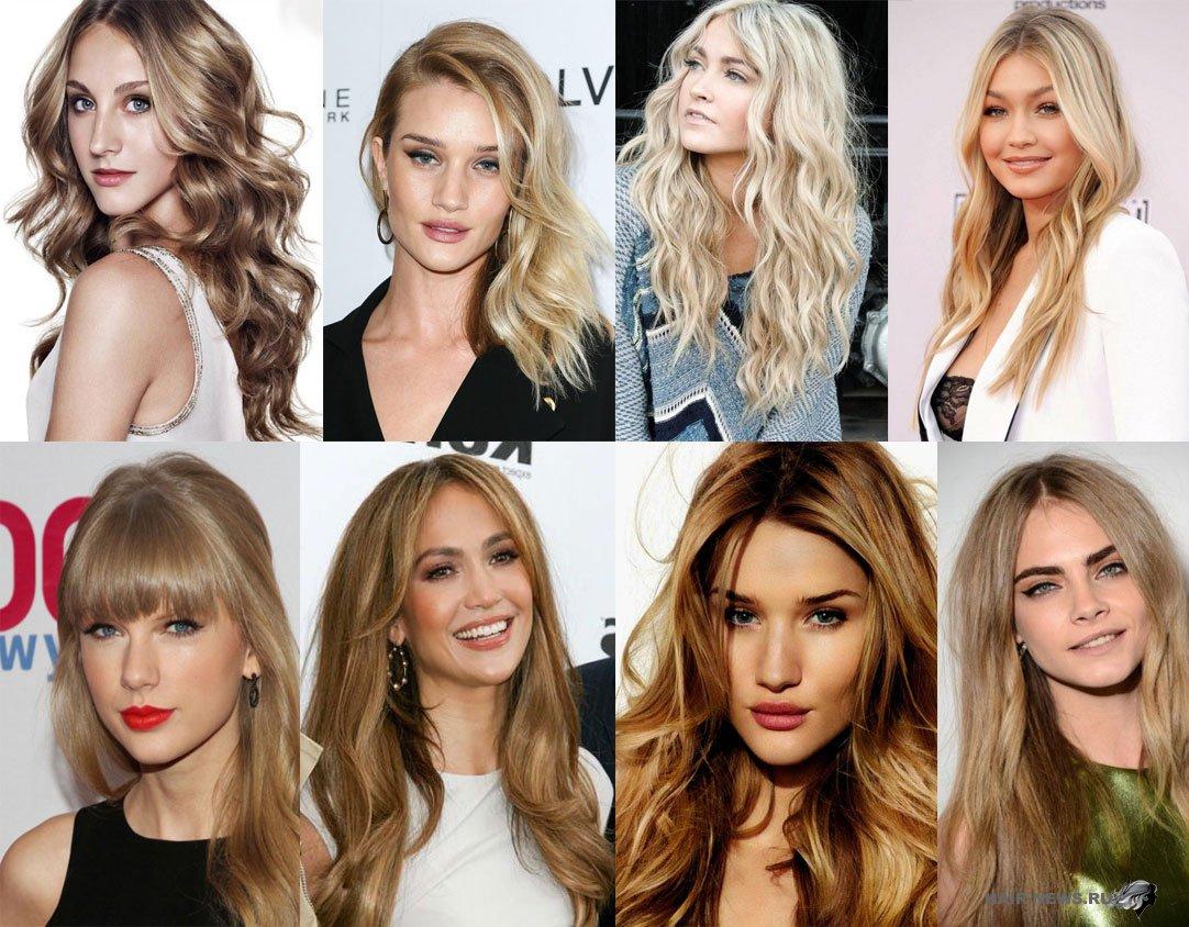модный блонд 2019, тенденции и тренды на длинные, средние и короткие волосы фото 4