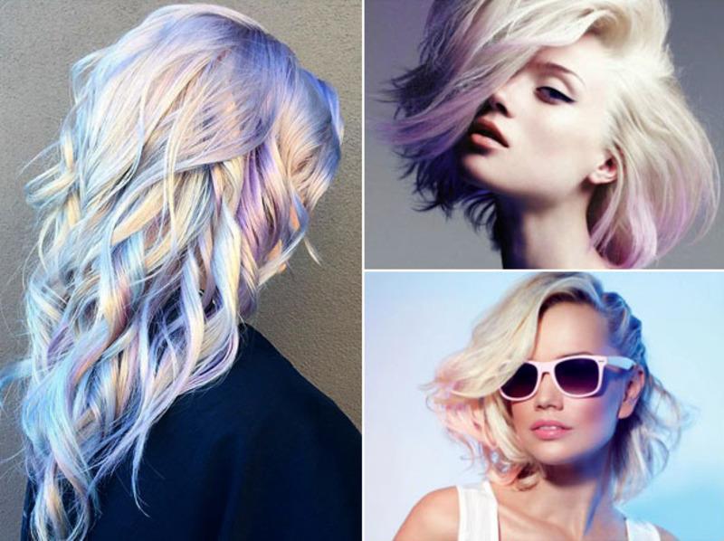 модный блонд 2019, тенденции и тренды на длинные, средние и короткие волосы фото 5
