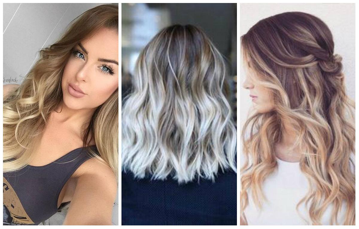 модный блонд 2019, тенденции и тренды на длинные, средние и короткие волосы фото 6