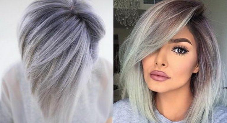 модный блонд 2019, тенденции и тренды на длинные, средние и короткие волосы фото 8