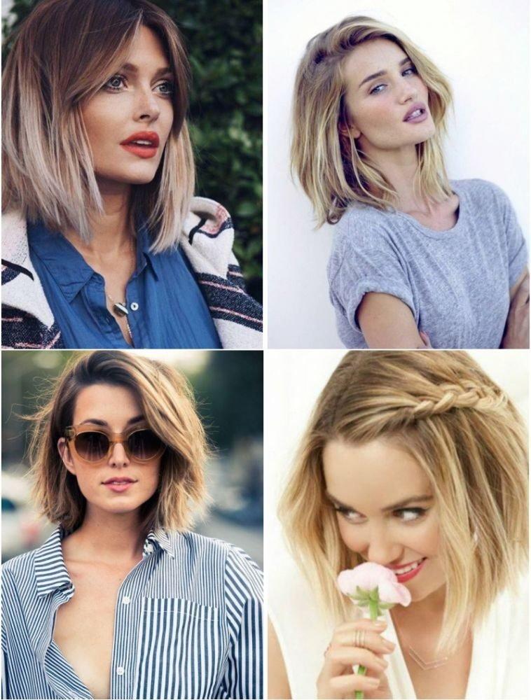 модная стрижка каре весна-лето 2019, тенденции и тренды на фото 2