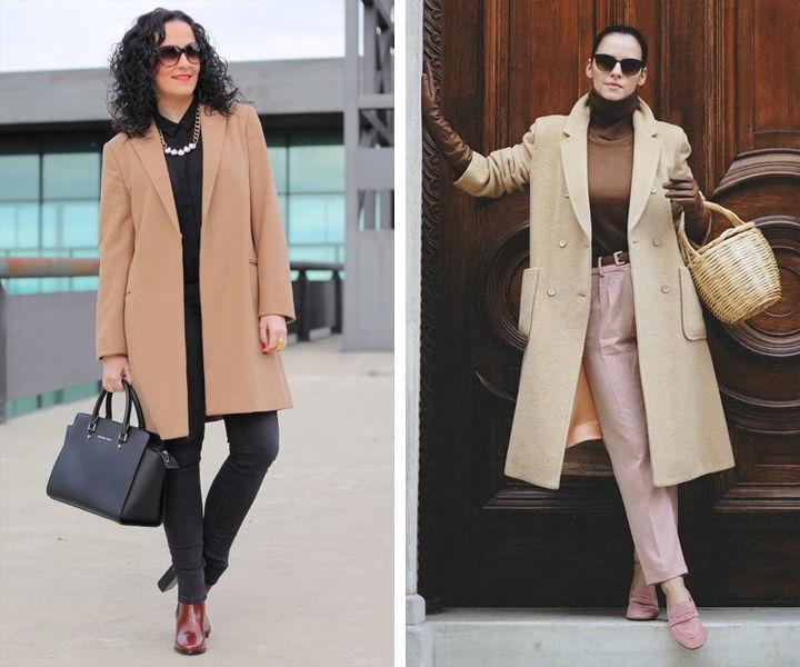 кашемировые, вязаные и драповые пальто фото 2