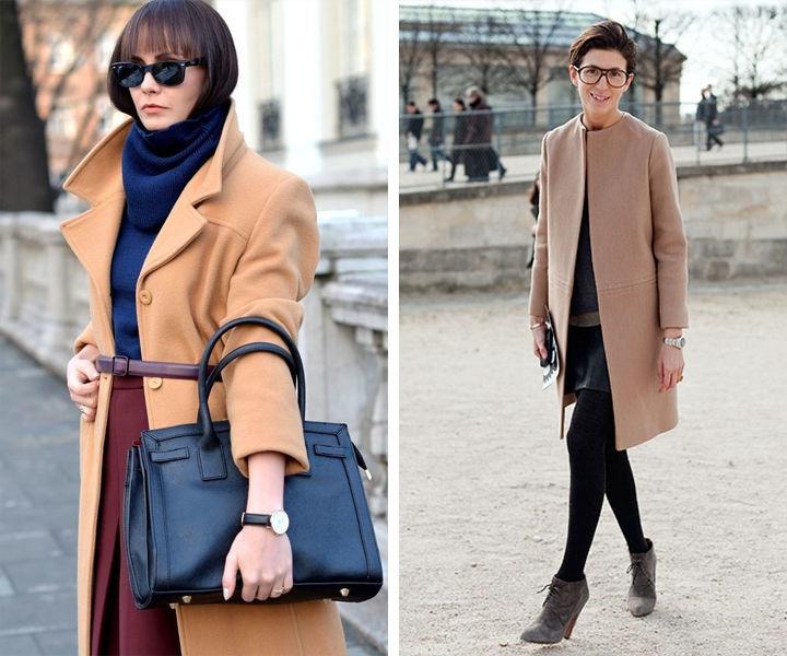 кашемировые, вязаные и драповые пальто фото 3