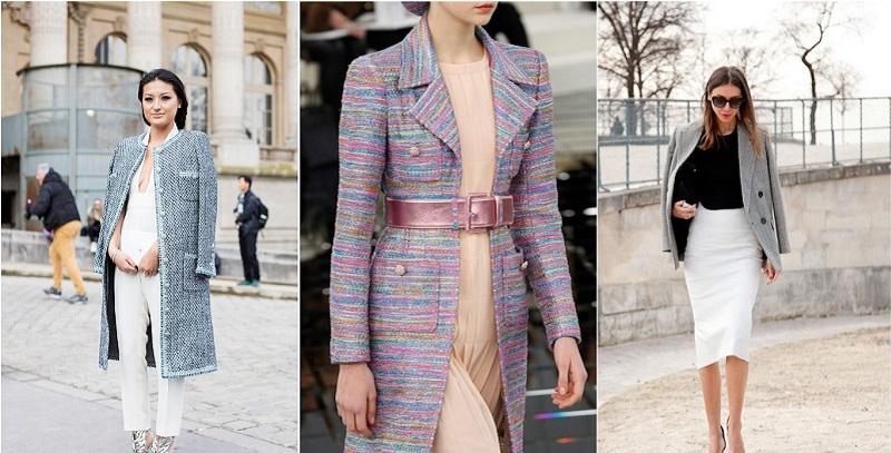 кашемировые, вязаные и драповые пальто фото 6