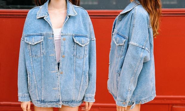 джинсовые куртки фото 1