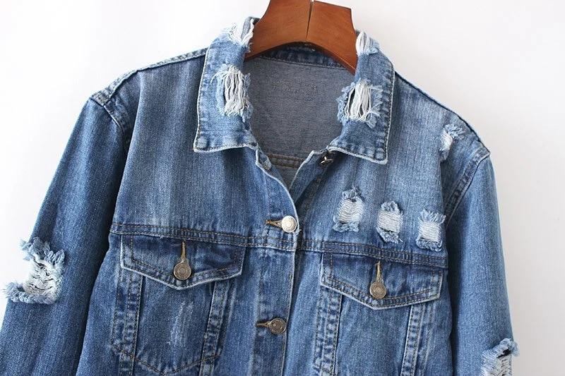 джинсовые куртки фото 2