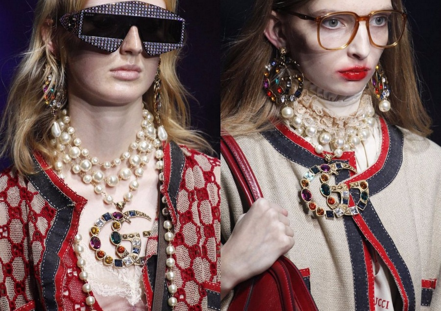 самая модная бижутерия и красивые украшения, фото новинки 7