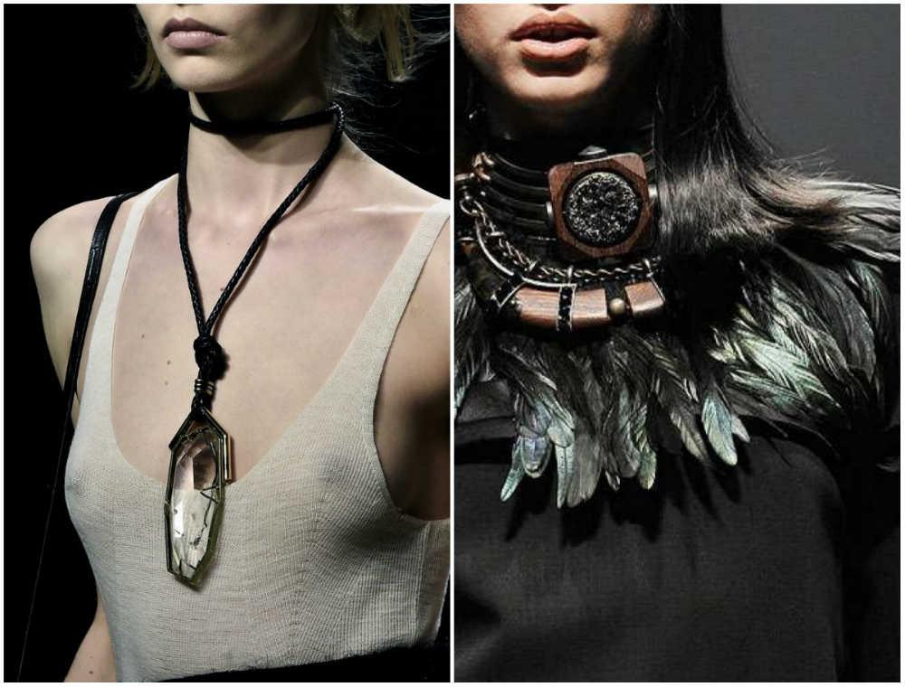 самая модная бижутерия и красивые украшения, фото новинки 12