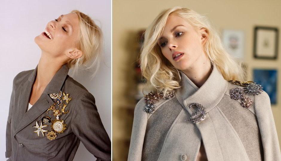 3 тренд - модные броши весна-лето 2019 фото 1