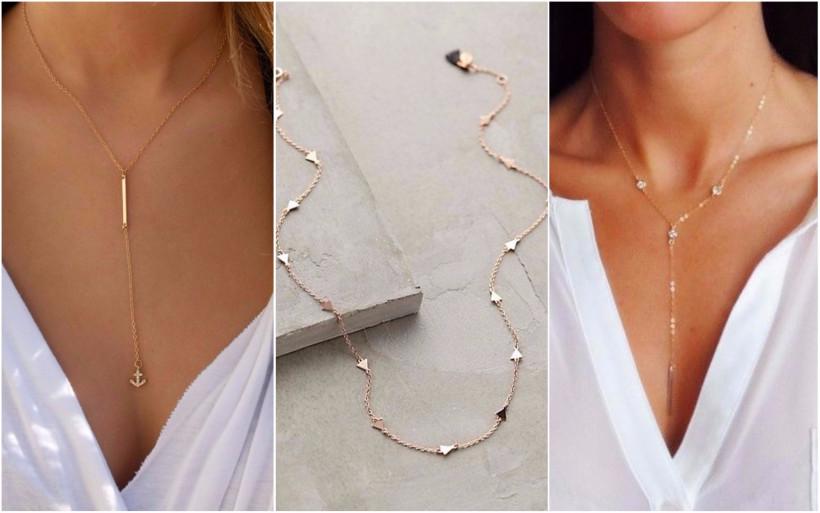 5 тренд - украшения из белого золота, серебра и платины фото 7